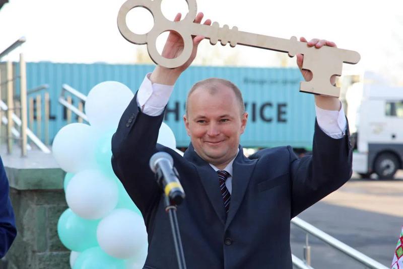 Транспортно-логистический центр «Бобруйск-Белтаможсервис